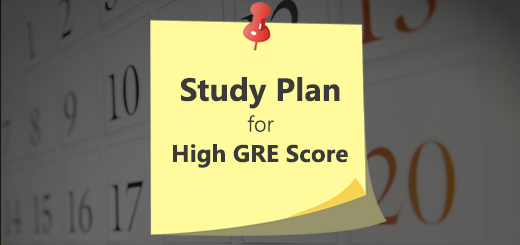 How to Score Well in the GRE (Part 1)