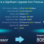 Qualcomm Snapdragon 810 vs Qualcomm Snapdragon 808