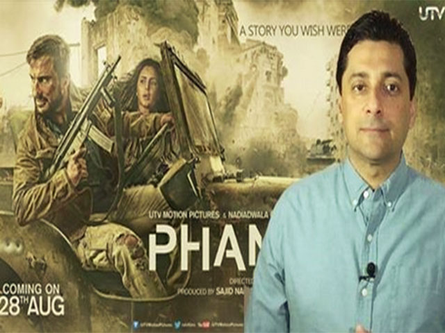 Shan SHahid on #banmawra on phantom