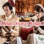 Imran and Reham Divorce