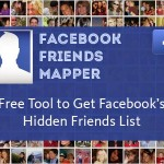 Facebook Friends Mapper