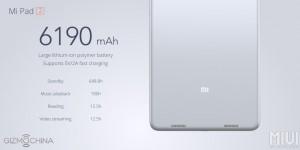Xiaomi Pad mi 2