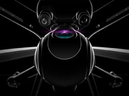 Xiaomi drone rotating camera functionality