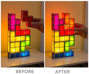 tetris-lamp