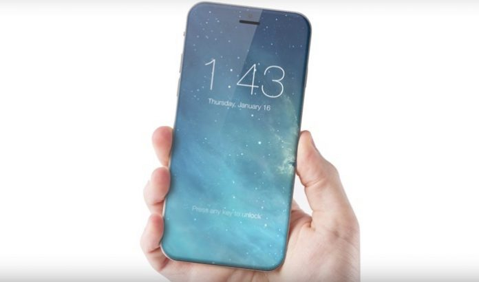 iphone8 concept inmage