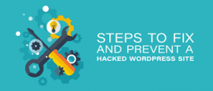 how to fix it your site when it is hacked