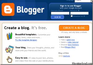 free blogs on blog spot