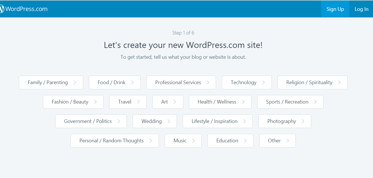 how to create template in wordpress step by step