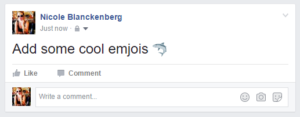 facebook secret emoji