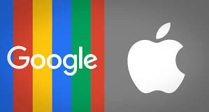 apple google