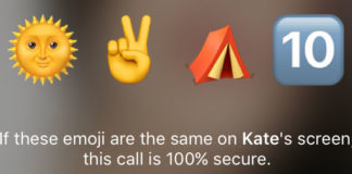 telegram call security