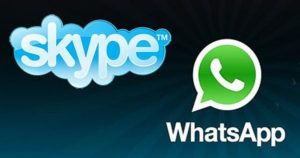 skype vs whatsapp, which one is better
