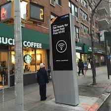 free wifi kiosks