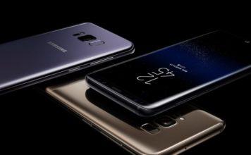 Samsung Galaxy S8 Advertisements