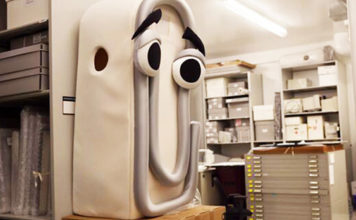 clippy the paperclip on Facebook