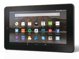 amazon's 7-inch fire tablet