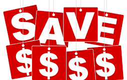 save money online