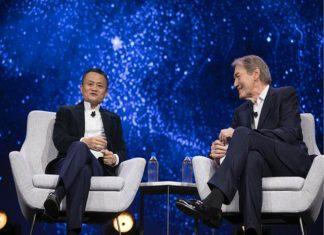 Alibaba has no competitors