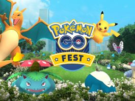 Huge Pokémon Go festivities