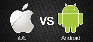 Android attacks vs iOS Attacks