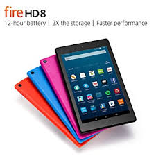 Amazon New Fire HD 8 ""