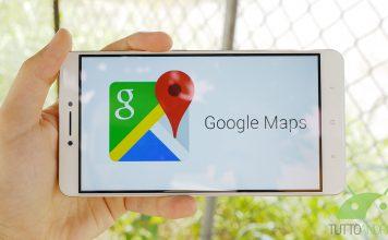 google maps video