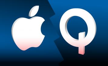 qualcomm vs apple