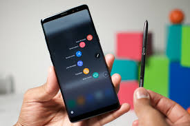 Samsung Galaxy Note 8 VS Galaxy S Plus