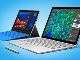 surface book pro battery