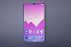 2018 smartphones