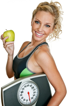 The secret key to lose weight