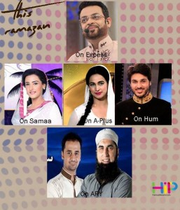 Ramzan-Transmissions hosts this year.