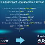 Qualcomm Snapdragon 810 vs Qualcomm Snapdragon 808