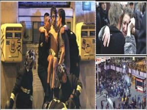 Friday's attack in Paris