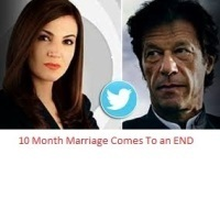 Speculated yet unexpected end to 10 month Marriage of Khan