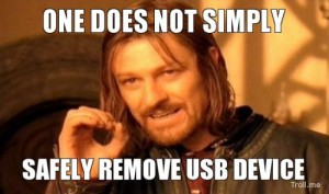 USB Problems and Solutions