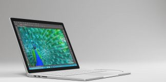 Surface Book 2, Microsoft