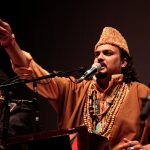 Amjad Sabri qawal martyred - great loss for pakistan, his famous pictures
