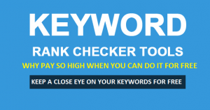 Free keyword rank checker tool Monitor search engine positions for free