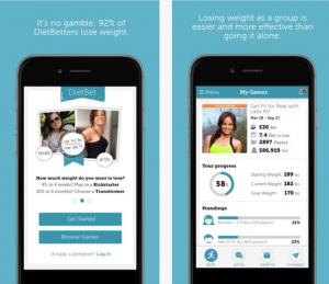 Dietbet-Screenshot