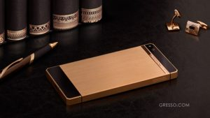 gresso regal gold phone