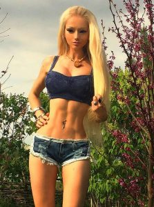 plastic surgery human barbie