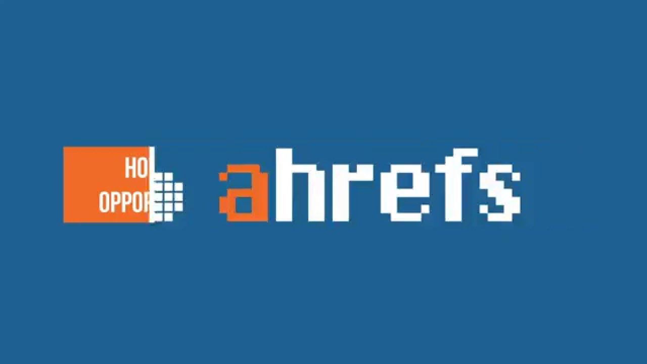 keyword research using ahref
