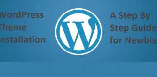 Installing WordPress theme - Step by Step guide
