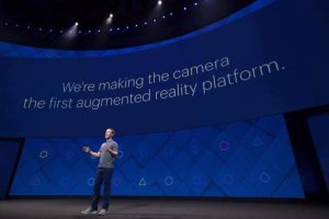 augmented reality Camera Effects Developer's Platform
