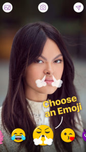 make your face into an emoji
