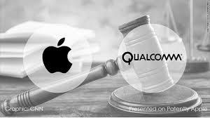 Apple refuses royalties to Qualcomm