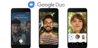 Voice Calling in Google Duo