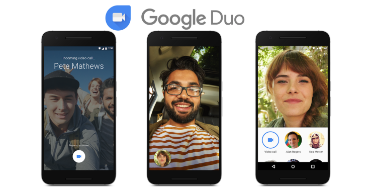 Voice Calling in Google Duo