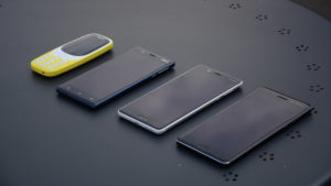 two mobiles together